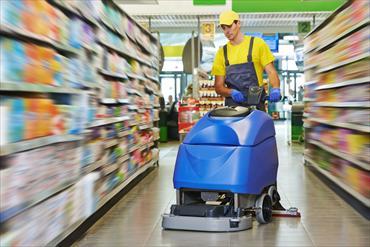 AVM ve İş Merkezi Temizliği