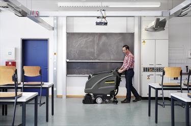 Okul ve Eğitim Kurumları Temizliği